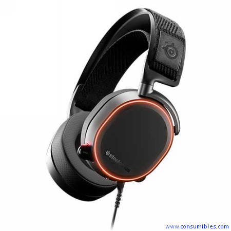 AURICULARES STEELSERIES - ARCTIS PRO- PC/PS4/XONE/SWITCH/MOBILE