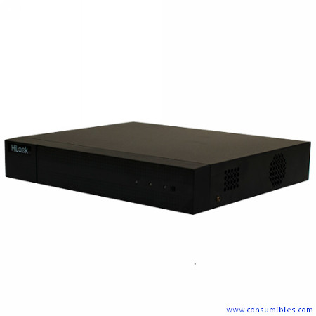 HILOOK DVR / CAPAC. GRABAC.3MP /1 SATA / IP ENTRADA 2-CH / HDMI HD1080P / 1U CASE (DVR-208Q-F1)