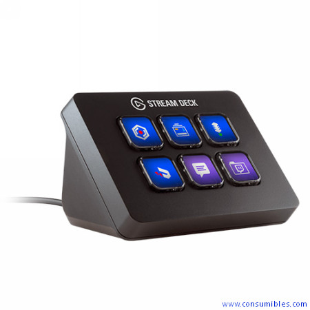 ELGATO STREAM DECK MINI (10GAI9901)