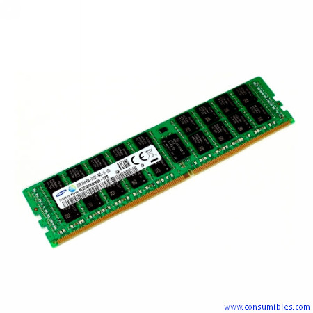 SAMSUNG MEMORIA DDR4 -2666 MHZ 16GB ECC REGISTERED 1,2V CL19 DUAL RANK