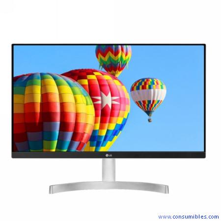 Comprar  24MK600M-W de LG online.