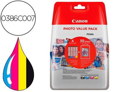 Comprar cartucho de tinta 0386C007 de Canon online.