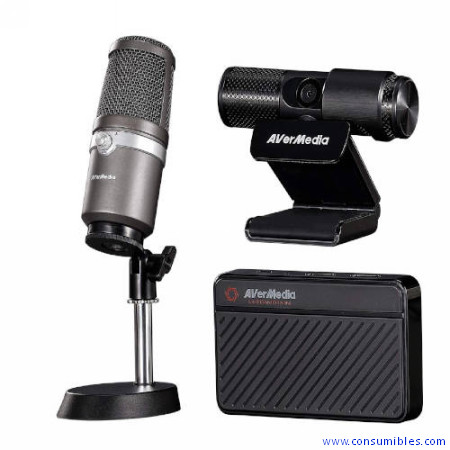 Comprar Periféricos 61BO311000AE de AVerMedia online.