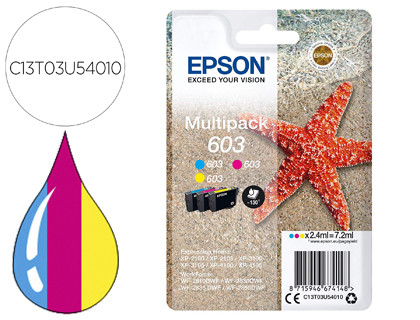 Comprar cartucho de tinta C13T03U54010 de Epson online.