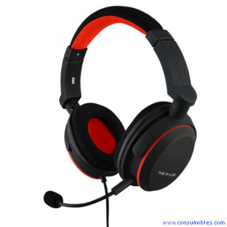 THE G-LAB AURICULARES KORP OXYGEN - SWITCH ROJO (KGL-KORP-OXYGEN-S)