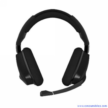 AURICULARES VOID ELITE WIRELESS NEGRO CARBON CORSAIR
