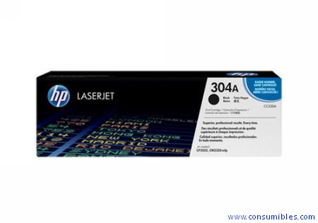 Comprar cartucho de toner CC530A de HP online.
