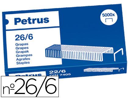 PETRUS GRAPAS 5000 UD 26/6 COBREADA 55712