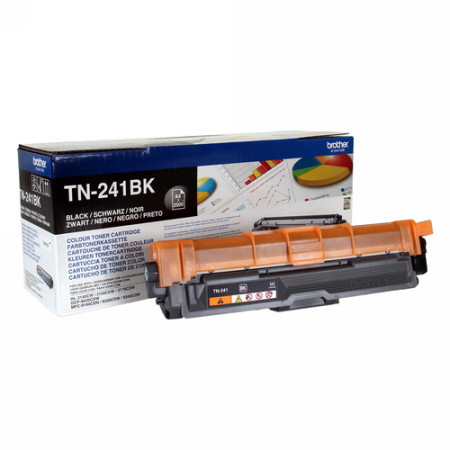 Comprar cartucho de toner TN241BK de Brother online.