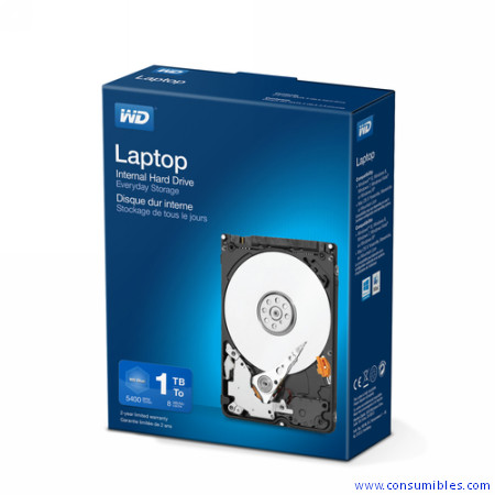 Comprar Componentes integración WDBMYH0010BNC-ERSN de Western Digital online.