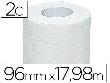 Papel higienico PAPEL HIGIENICO OLIMPIC 2 CAPAS-96,3MM ANCHO X 17,98M LARGO PAQUETE DE 4 ROLLOS