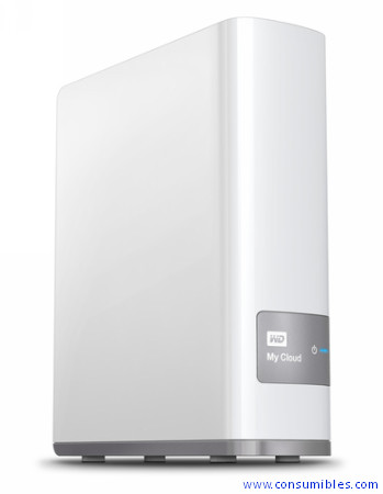 Western Digital MyCloud 4TB