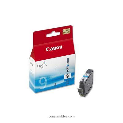 CARTUCHO DE TINTA CIAN CANON PGI-9C