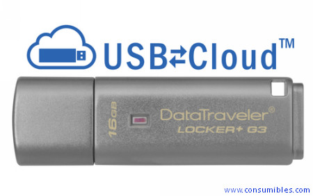Comprar Periféricos DTLPG3-16GB de Kingston online.