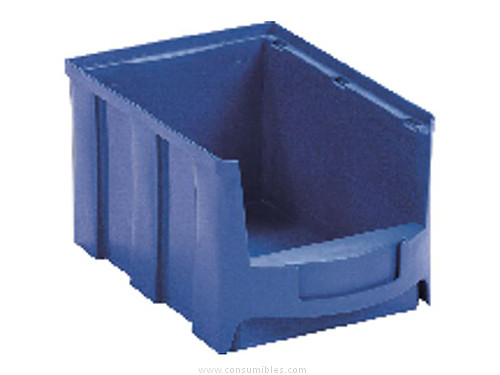 VISO BANDEJA STAR APILABLE 233X154X125 MM AZUL 4L STAR3B