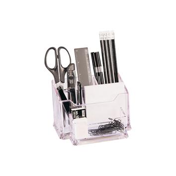 Sobremesa MARCA BLANCA ORGANIZADOR P-950-ST -TRANSPARENTE -CON ACCESORIOS