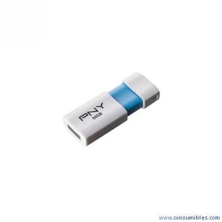 Comprar Periféricos FD64GBWAVEWB-EF de PNY online.