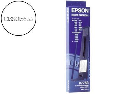 cinta de Nylon negro Epson 7754