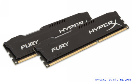 Comprar  HX316C10FBK2-16 de Kingston online.