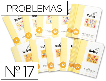 Comprar  22462 de Rubio online.