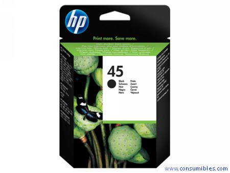 Comprar cartucho de tinta 51645AE de HP online.