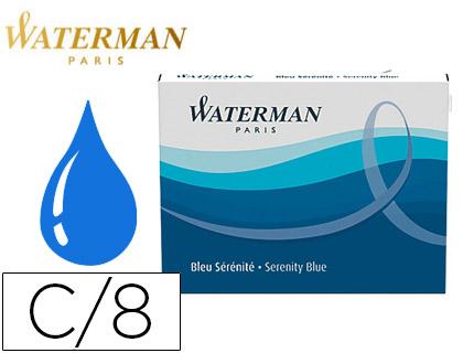 Comprar cartuchos de tinta 23121 de Waterman online.