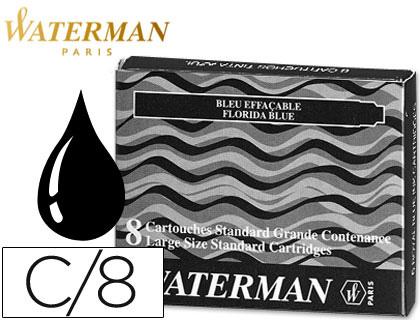Comprar cartuchos de tinta 23122 de Waterman online.