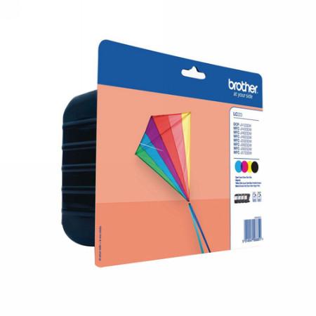 Comprar cartuchos de tinta LC223VALBP de Brother online.