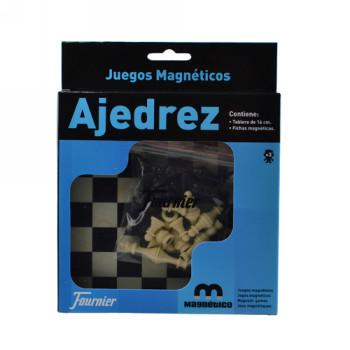 JUEGOS DE MESA AJEDREZ MAGNETICO 20X16 1X2,2 28982