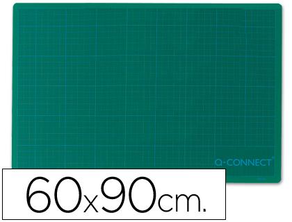 Vades de corte PLANCHA PARA CORTE Q-CONNECT -TAMAÑO 600X900 MM A-1 VERDE