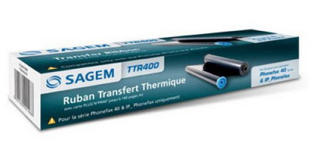 Comprar Cinta de transferencia termica 252422074 de Sagem online.