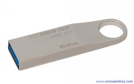 Comprar Periféricos DTSE9G2-64GB de Kingston online.