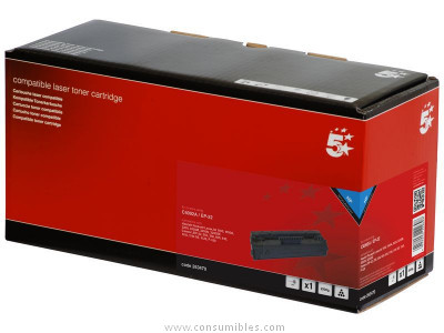 5 STAR TONER LASER NEGRO HP 92A COMPATIBLE 4218940