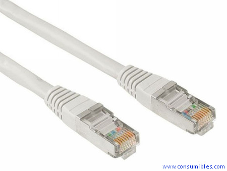 Nanocable CABLE RED LATIGUILLO RJ45 CAT.6 UTP AWG24, 10 M