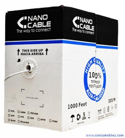 Comprar Seguridad y Redes 10.20.0304-FLEX de Nanocable online.