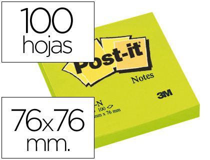 Comprar 76 x 76 27300 de Post-It online.