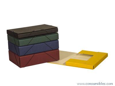 Comprar Carpetas proyecto carton 273132 de Pardo online.