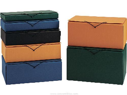 Comprar Carpetas proyecto carton 273930(1/7) de Pardo online.