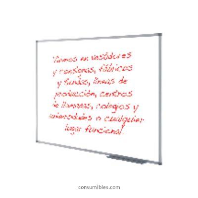 Pizarras blancas NOBO PIZARRA BLANCA MELAMINADA CLASSIC MELAMINA 60X45 MARCO ALUMINIO 45X60 1902634