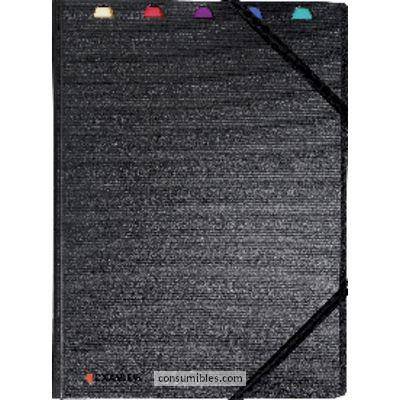 Comprar Carpetas fundas tapa rigida 277321(1/10) de Exacompta online.