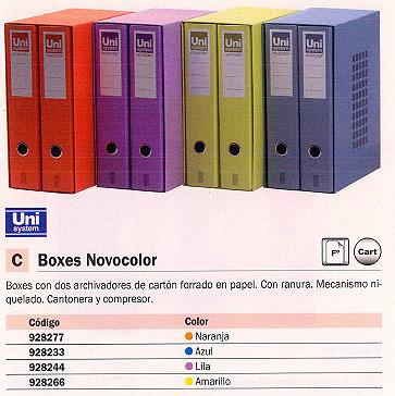 Comprar Modulos de archivadores 928266 de Unisystem online.