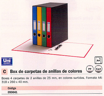 Comprar  090641 de Unisystem online.