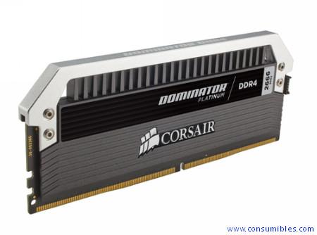 Comprar  CMD128GX4M8A2666C15 de Corsair online.