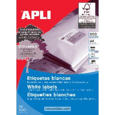 Comprar Cantos rectos 285765 de Apli online.