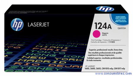 Comprar cartucho de toner Q6003A de HP online.