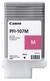 Cartucho de tinta magenta PFI-107m 6707B001 130ml