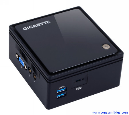 GIGABYTE BAREBONE MINI PC BRIX
