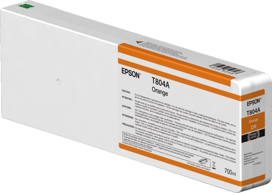 Cartucho de Tinta Naranja UltraChrome HDX-HD 700ml