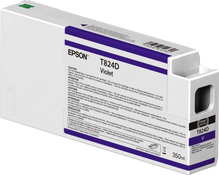 Comprar cartucho de tinta C13T824D00 de Epson online.
