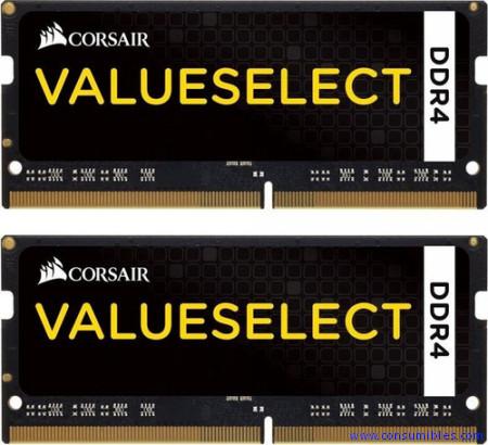 Comprar  CMSO16GX4M2A2133C15 de Corsair online.